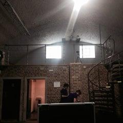 Photo taken at Shoreditch Studios by Olga F. on 6/23/2014