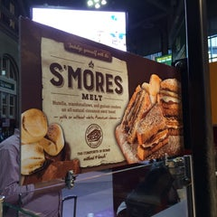 Photo taken at Cheeseboy: Grilled Cheese To Go by Eric A. on 9/23/2015