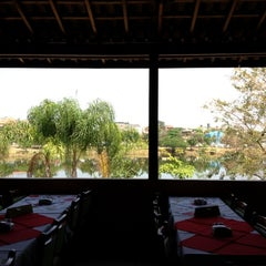 Photo taken at Restaurante da Lagoa by Eric A. on 9/14/2012