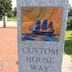 Photo taken at Custom House Maritime Museum by Eric A. on 7/26/2014