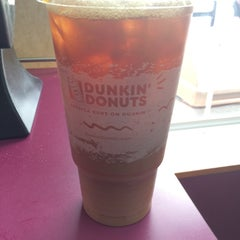 Photo taken at Dunkin Donuts by Eric A. on 5/13/2016