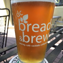 Photo taken at DC Bread & Brew by Eric A. on 7/31/2014