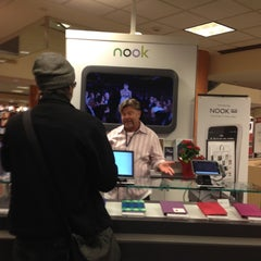 Photo taken at Barnes & Noble by rocco p. on 12/1/2012