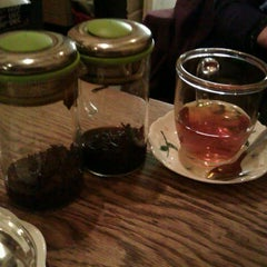 Photo taken at The Art of Tea by Ruth Thunderwhistle G. on 12/18/2012