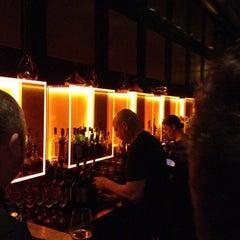 Photo taken at Carnevor Steakhouse Moderne by Jack S. on 12/9/2012