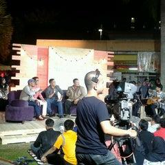 Photo taken at Dataran Cendekia by Faten A. on 9/15/2014
