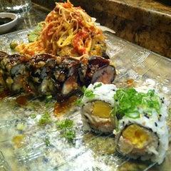 Photo taken at Ichiban Japanese Sushi by Ian C. M. on 3/26/2013