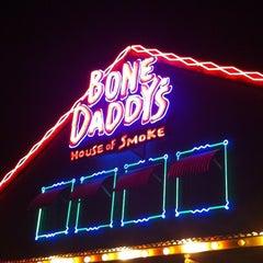 Photo taken at Bone Daddy's House of Smoke by Abdullah D. on 11/25/2012
