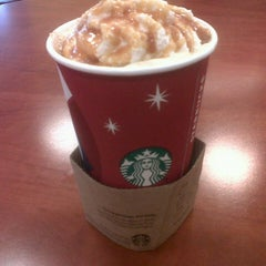 Photo taken at Starbucks by Stefanie B. on 11/3/2012