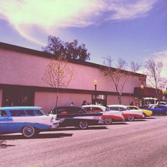 Photo taken at Cruisin' Grand by Colin C. on 4/5/2013