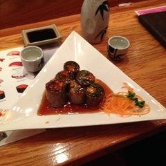 Photo taken at Oyama Japanese Steakhouse by Lamont M. on 1/26/2013