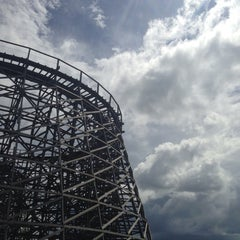 Photo taken at Carowinds by Jim F. on 7/4/2013