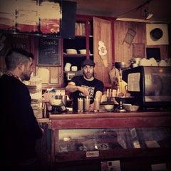 Photo taken at Le Dépanneur Café by David J. on 2/9/2013