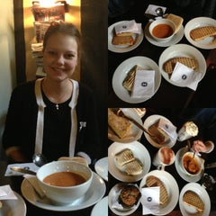 Photo taken at Caffè Nero by Дарья И. on 2/23/2013