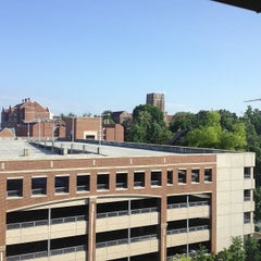 Photo taken at Four Points by Sheraton Knoxville Cumberland House Hotel by Thomas W. on 7/12/2013