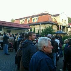 Photo taken at Генеральное консульство Польши в Калининграде by Zhora K. on 10/12/2012
