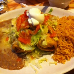 Photo taken at La Barca Restaurant by Carmen A. on 1/27/2013