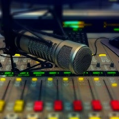 Photo taken at WZLX 100.7 FM by Mike W. on 11/20/2012