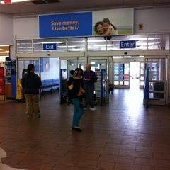 Photo taken at Walmart Supercenter by Cristina S. on 11/24/2012