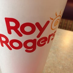 Photo taken at Roy Rogers by Brian K. on 12/8/2013