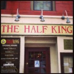 Photo taken at The Half King by David N. on 6/18/2013