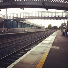 Photo taken at Kildare Railway Station by Rafael d. on 10/19/2013