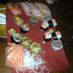 Photo taken at Sushi Ya San by André F. on 3/4/2014