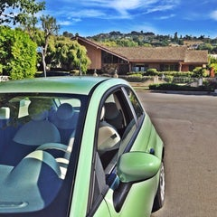 Photo taken at Brady Bunch House by Carrie M. on 7/18/2014