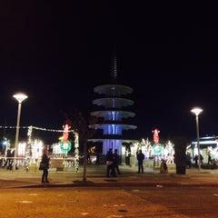Photo taken at Japantown by Elvan S. on 12/20/2015