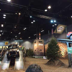 Photo taken at Chicago Auto Show by Elvan S. on 2/22/2015