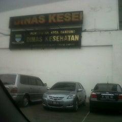 Photo taken at Dinas Kesehatan (DinKes) Kota Bandung by Ravenska K. on 5/7/2013