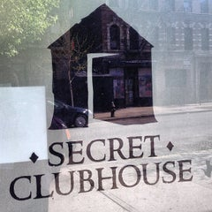 Photo taken at Secret Clubhouse by Alex F. on 4/26/2013