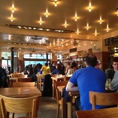 Photo taken at Café Belga by Yanita on 5/3/2013