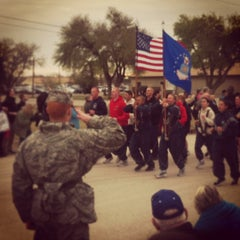 Photo taken at Lackland Air Force Base by Ben T. on 2/28/2013