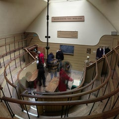 Photo taken at Old Operating Theatre Museum & Herb Garret by John B. on 3/9/2013
