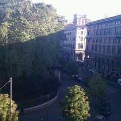 Photo taken at Maikol Bed & Breakfast Rome by Gabriele on 11/2/2012