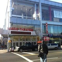 Photo taken at AMC Magic Johnson Harlem 9 by Justin M. on 11/16/2012