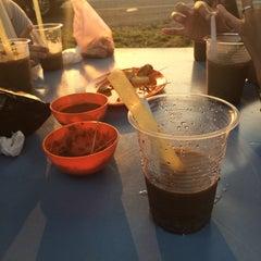 Photo taken at cendol pulut mamu by Imyn A. on 9/26/2014