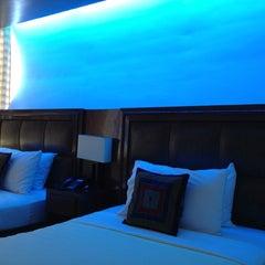 Photo taken at Sky Garden Hotel by Patrick E. on 10/7/2012