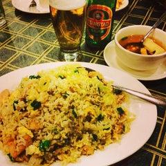 Photo taken at Tai Shan Restaurant by ibotch on 2/26/2014
