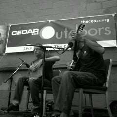 Photo taken at Cedar Cultural Center by Brian L. on 6/22/2012