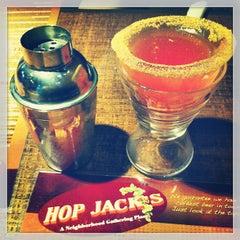 Photo taken at Hop Jack's by Tara F. on 3/24/2013