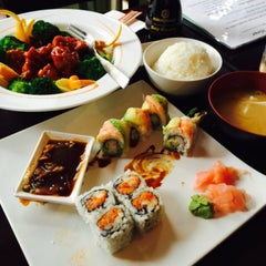 Photo taken at Aloha Sushi by Allen J. on 5/2/2015
