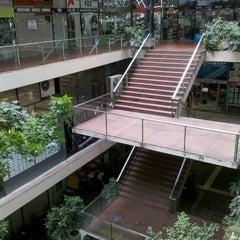 Photo taken at Galería Jardín by Galo on 12/4/2012