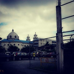Photo taken at Adamson University by Marc E. on 11/7/2012