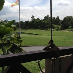 Photo taken at Seri Selangor Golf Club by Aminuddin R. on 12/26/2012