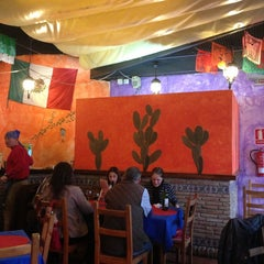 Photo taken at Los Jarales by Lizbet P. on 1/24/2014