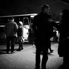 Photo taken at Autogara Militari by Andrei M. on 12/23/2014