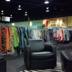 Photo taken at Plato's Closet Charlotte by Andy Y. on 3/12/2014