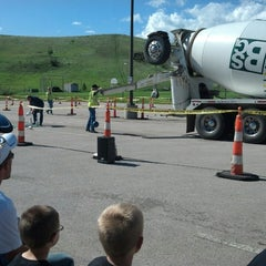Photo taken at South Dakota School of Mines & Technology (SDSM&T) by Tina Q. on 6/8/2013